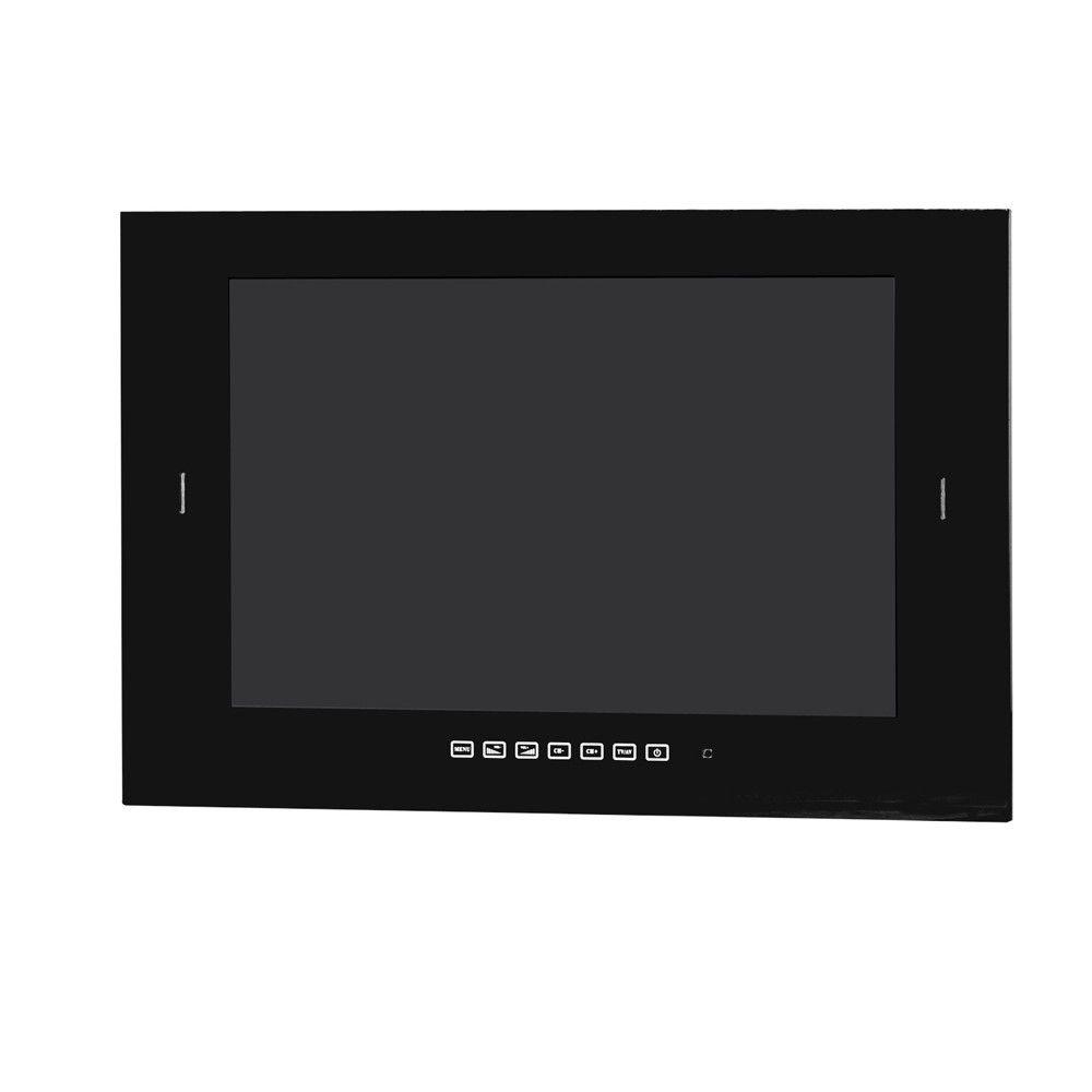 badezimmer led tv 26 zoll mit dvb-c und dvb-s2 tuner für digital