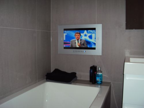Charming SplashVision BigSplash Einbau TV 19 Idea