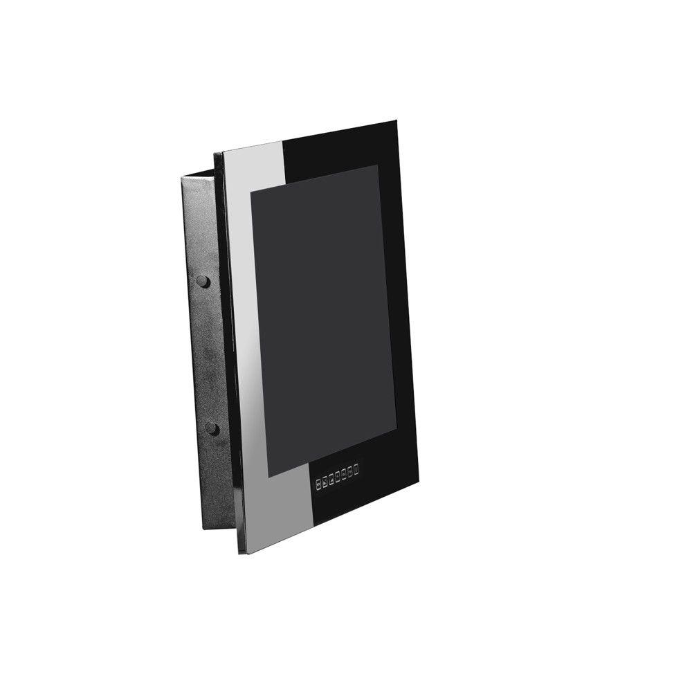 Badezimmer LED TV 17 Zoll mit DVB-C und DVB-S2 tuner für Digital-TV ...