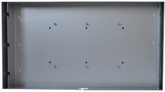 Einbaukasten für 15-Zoll BigSplash Aufbau Fernseher