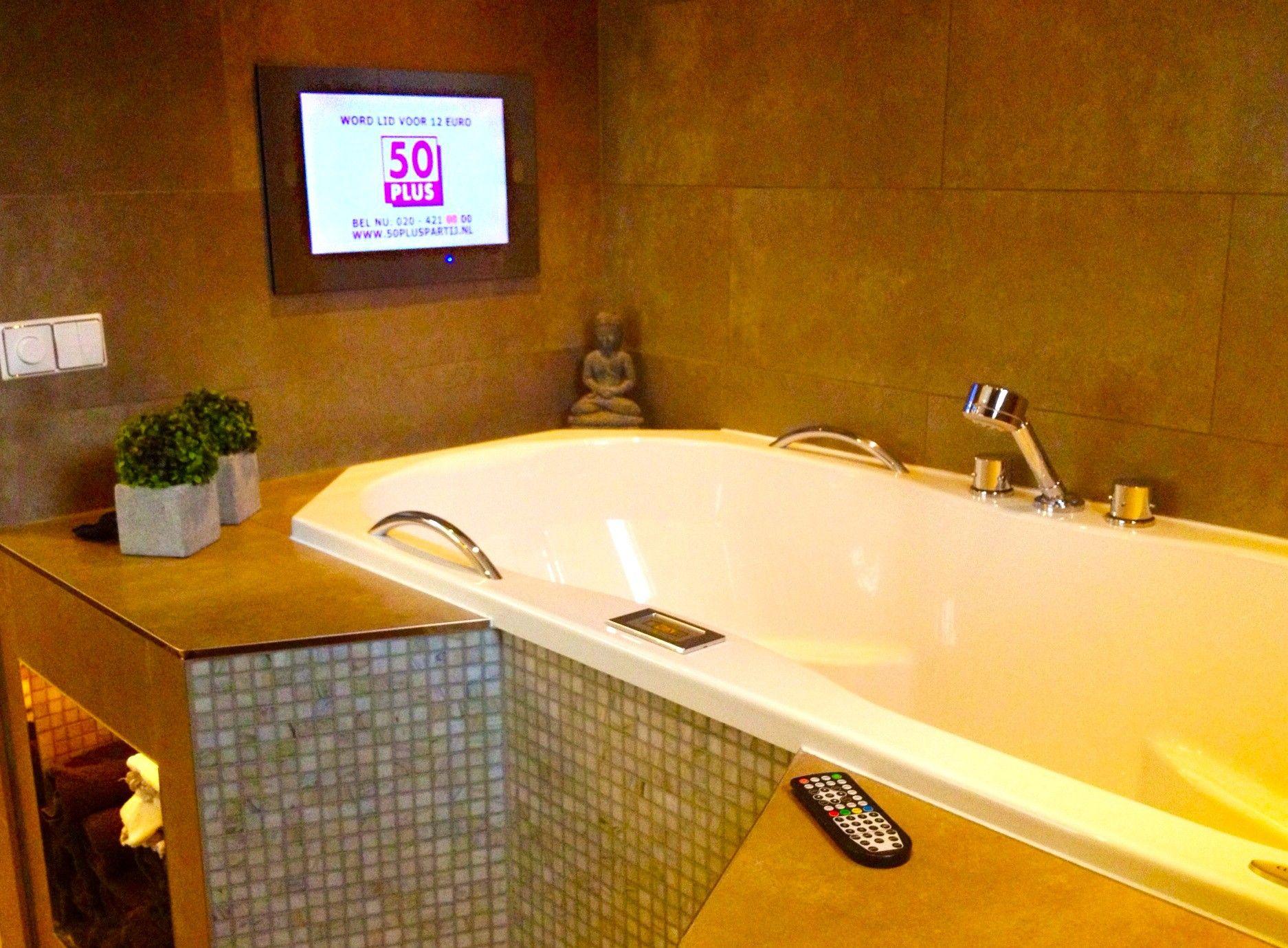 Spiegeltv 19 zoll splashvision bigsplash abi19m wasserdichtes spiegeltv 19 zoll - Vde 0100 badezimmer ...