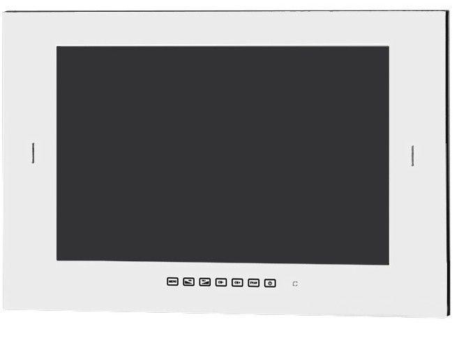 Badezimmer LED TV 26 Zoll Weiß, mit DVB-S2 & DVB-C tuner - SV54