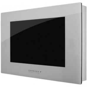 Einbau Fernseher. Wasserdichte Einbau TV\'s für Badezimmer und Garten.