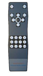 Fernbedienung für Taka TV (GRAU)