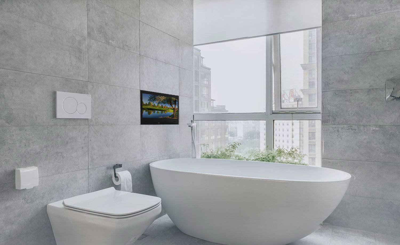 Badezimmer TV SplashVision ESI-10